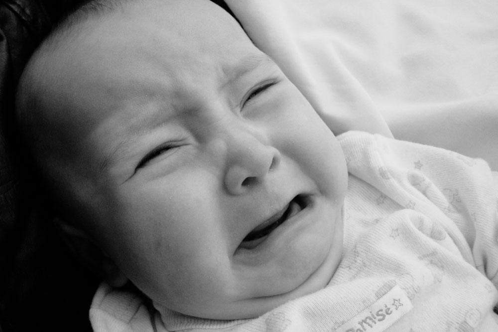 Insomnio y nerviosismo en el bebé