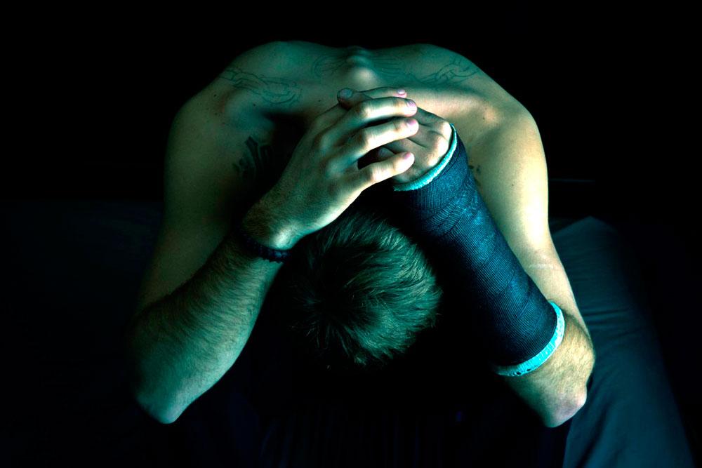 Síndrome del dolor miofascial o puntos gatillo