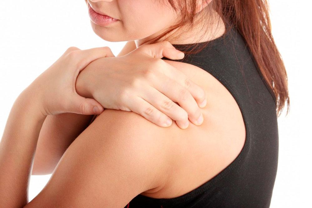 Tendinitis de manguito de rotadores del hombro