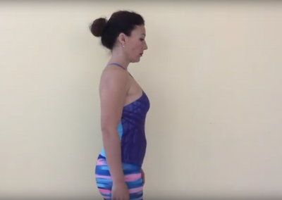 Estiramiento bíceps braquial 1