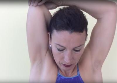 Estiramiento del Tríceps 2