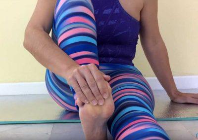 Flexor común dedos pie 2